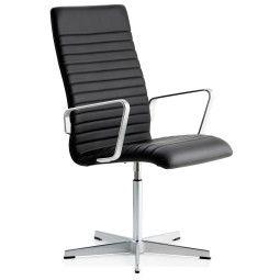 Fritz Hansen Oxford Premium Highback stoel