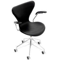Fritz Hansen Vlinderstoel Series 7 bureaustoel