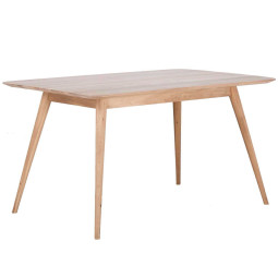 Gazzda Stafa Tafel hout 140x90
