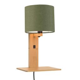 Good&Mojo Andes wandlamp naturel