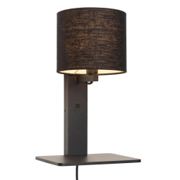 Good&Mojo Andes wandlamp zwart