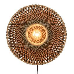 Good&Mojo Bali wandlamp large Ø87