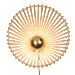 Good&Mojo Bromo wandlamp asymmetrisch large Ø60