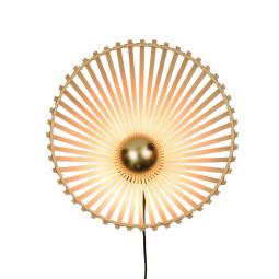 Good&Mojo Bromo wandlamp asymmetrisch medium Ø50