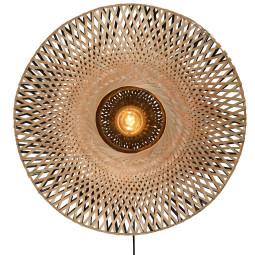 Good&Mojo Kalimantan wandlamp medium