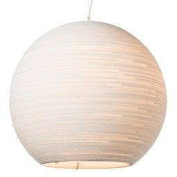 Graypants Sun 48 White hanglamp