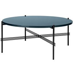 Gubi TS Table Glass salontafel 80cm