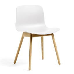 Hay About a Chair AAC12 stoel gelakt onderstel