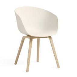 Hay About a Chair AAC22 stoel gelakt onderstel