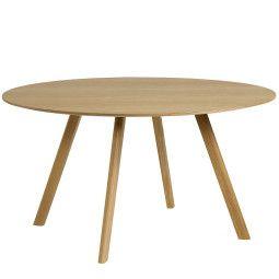 Hay Tweedekansje - Copenhague CPH25 tafel 140, gelakt eiken
