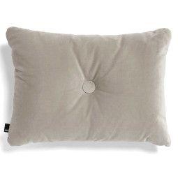 Hay Tweedekansje - Dot Cushion Soft kussen 60x45 beige