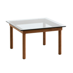 Hay Kofi salontafel walnoot 60x60
