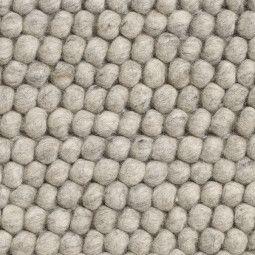 Hay Tweedekansje - Peas vloerkleed 200 x 300 soft grey