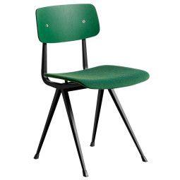 Hay Result Chair gestoffeerd