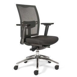 Hembridge Sutton bureaustoel NEN Edition Mesh A3 zwart