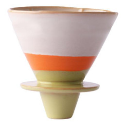 HKliving 70's ceramic coffee filter