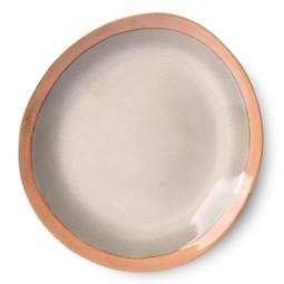 HKliving 70's Ceramic Diner bord set van 2