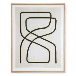 HKliving Art Frame by Benjamin Ewing schilderij 75x95