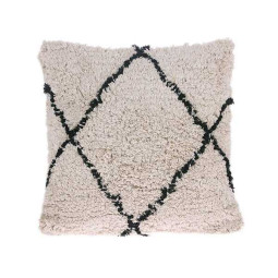HKliving Cotton Diamond kussen 50x50