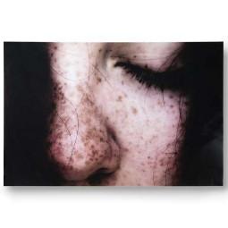 HKliving Freckles kunstfotografie 100x66 plexibond
