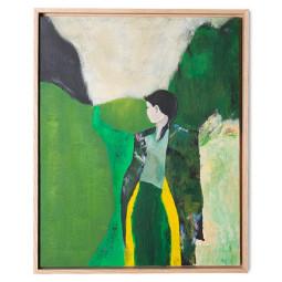 HKliving Fresh Nature schilderij 43x53