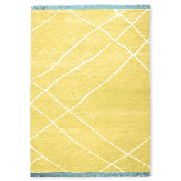 HKliving Hand Knotted Woolen vloerkleed 180x280