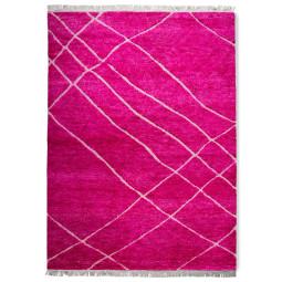HKliving Hand Knotted Woolen vloerkleed 260x360