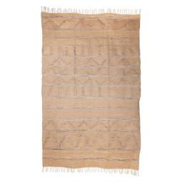HKliving Hand Woven Indoor/Outdoor vloerkleed 150x240 natural