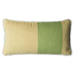 HKliving Hand Woven Wool kussen 38x74