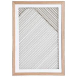 HKliving Layered Paper Art Frame schilderij B 42x60