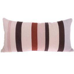 HKliving Linen Striped kussen 70x35