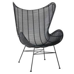 HKliving Outdoor Egg Lounge fauteuil