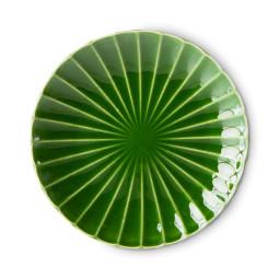 HKliving The Emeralds Bijgerecht bord set van 2