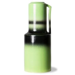 HKliving The Emeralds vaas met handvat