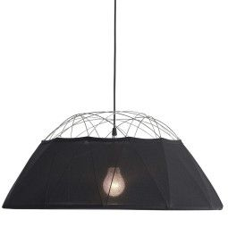 Hollands Licht Tweedekansje - Glow Small 60 hanglamp Zwart