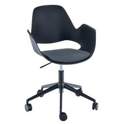 Houe Falk bureaustoel gestoffeerd