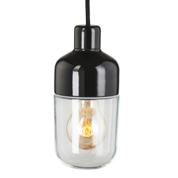 Ifö Electric Ohm hanglamp 100/215 IP44 outdoor met stekker