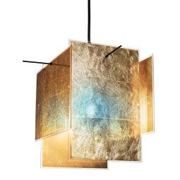 Ingo Maurer 24 Karat hanglamp