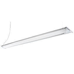 Ingo Maurer Blow Me Up hanglamp LED 180 3000K zilver plafondaansluiting