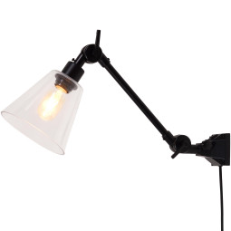 It's about Romi Amsterdam wandlamp glas W1