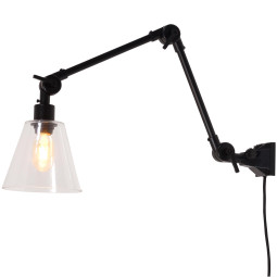 It's about Romi Amsterdam wandlamp glas W2