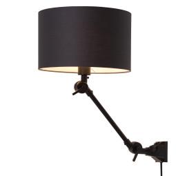 It's about Romi Amsterdam wandlamp met kap W1