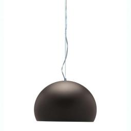 Kartell Small FL/Y Hanglamp Bruin (ondoorzichtig mat)