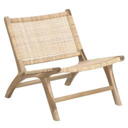 Kave Home Beida fauteuil