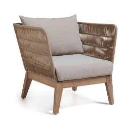 Kave Home Belleny fauteuil