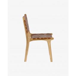 Kave Home Tweedekansje - Calixta stoel