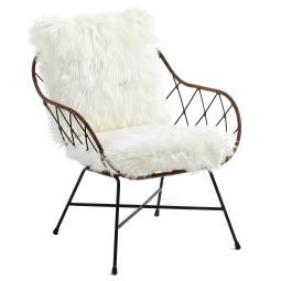 Kave Home Claren fauteuil