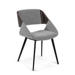 Kave Home Herrick stoel lichtgrijs