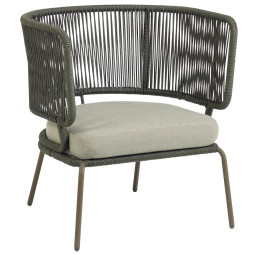 Kave Home Nadin fauteuil