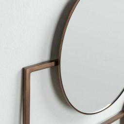 Kave Home Tweedekansje - Platte spiegel